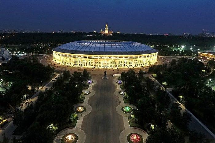 Moscow Luzhniki Stadium