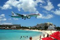 private jet charter St Maarten Airport