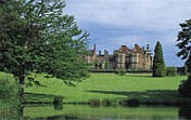 Helicopter to Tylney Hall