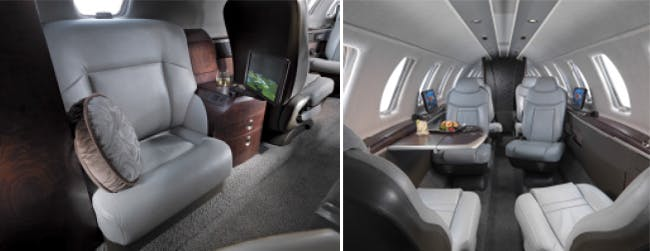 Cessna Citation CJ4 business jet