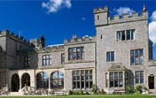 Travel by helicopter to Armathwaite Hall