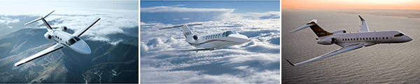 charter a private jet