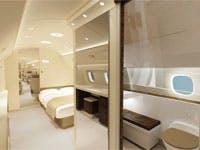 Lineage private jet