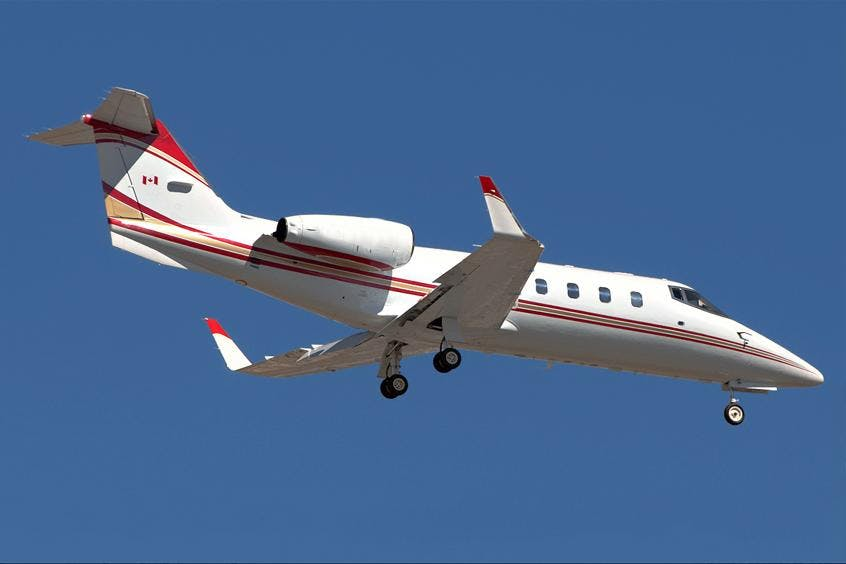 Learjet-55-PrivateFly-AB1191