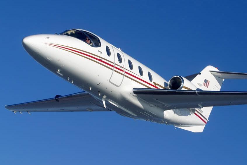 Beechjet-400-PrivateFly-AA9957