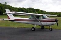 Cessna 152 private flight
