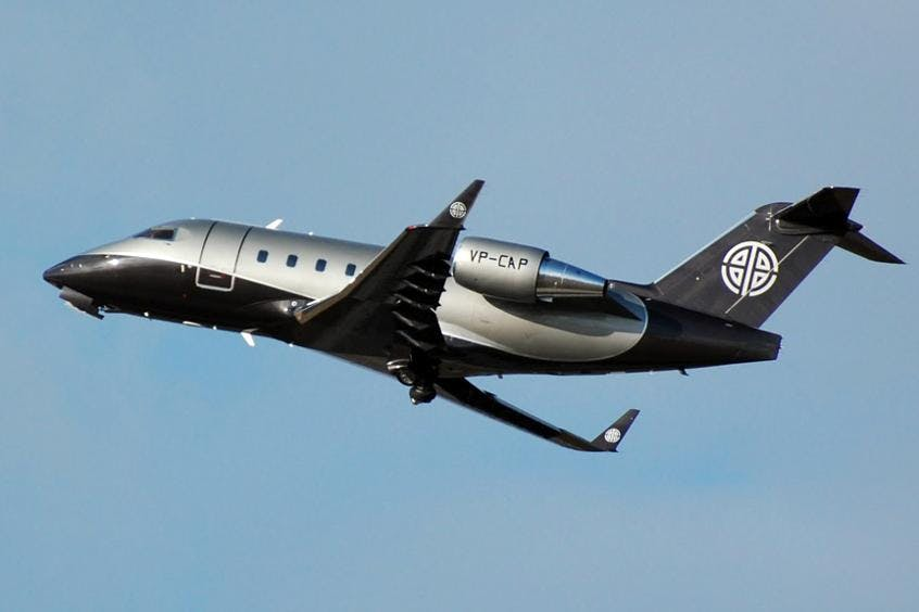 Challenger-601-PrivateFly-AA9646