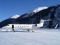 charter a gulfstream G550