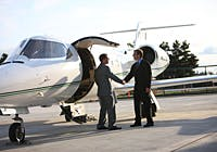 Executive private jet charter