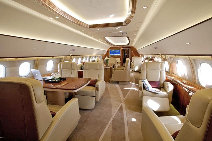 Private Jet Charter | Airbus 319 Corporate Jet | PrivateFly