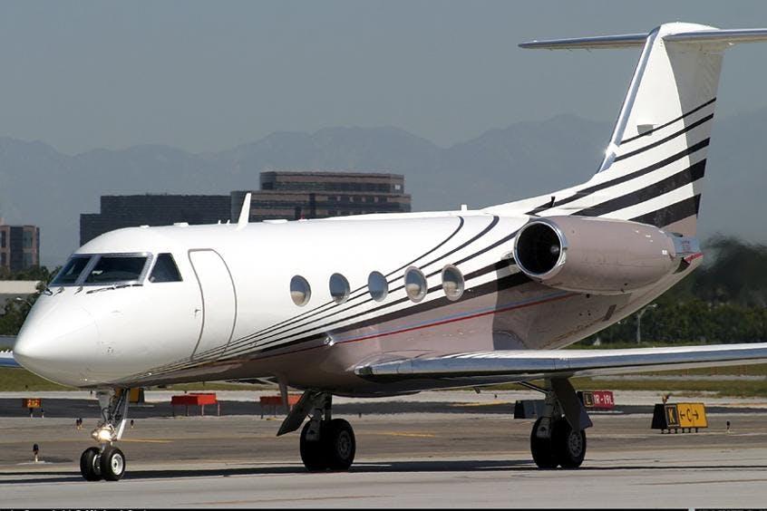 Gulfstream-G3-PrivateFly-AA9854
