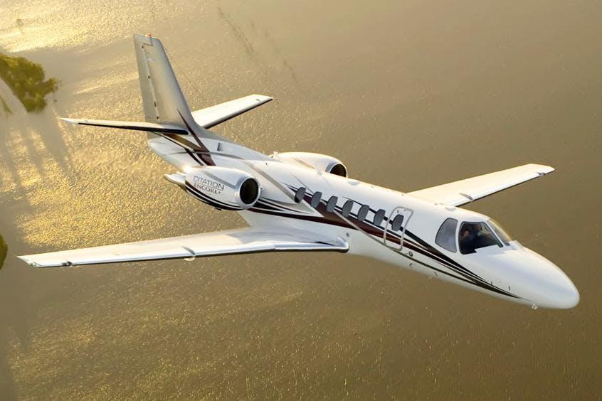 Cessna-C560-Citation-V-PrivateFly-AB1027