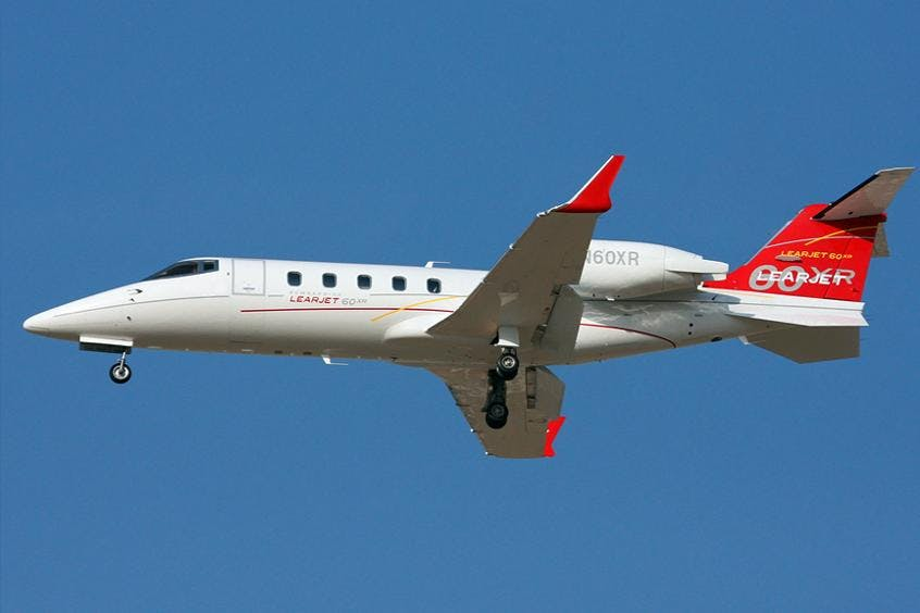 Learjet-60-PrivateFly-AA9524
