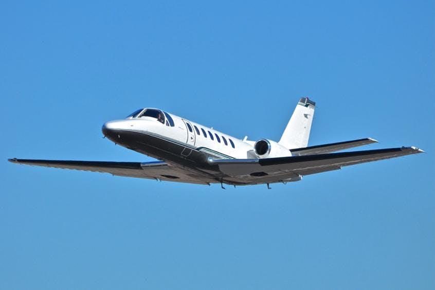 Cessna-C560-Citation-V-PrivateFly-AB1029