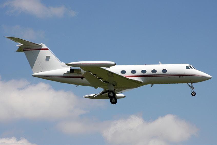 Gulfstream-G2-PrivateFly-AA9849