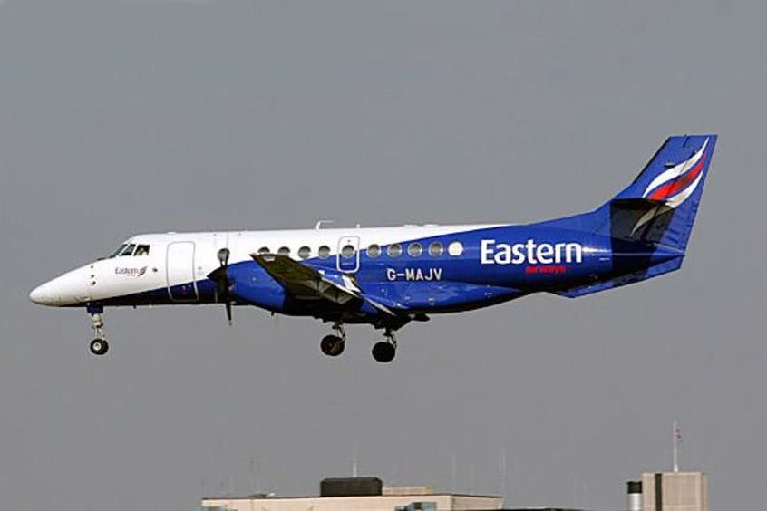 Jetstream-41-PrivateFly-AA1472