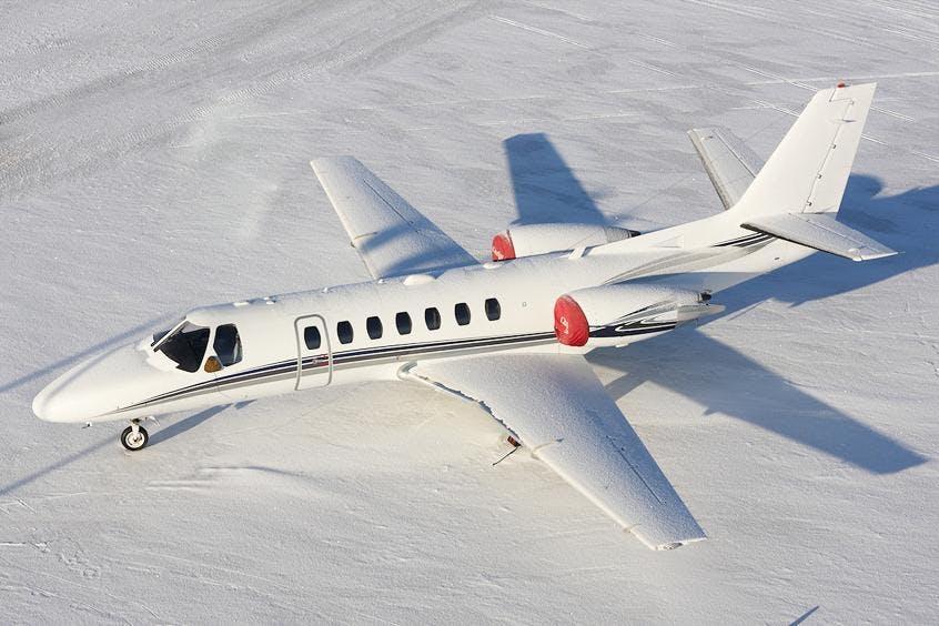 Cessna-C560-Citation-V-PrivateFly-AB1031