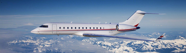 transatlantic flights by privte jet