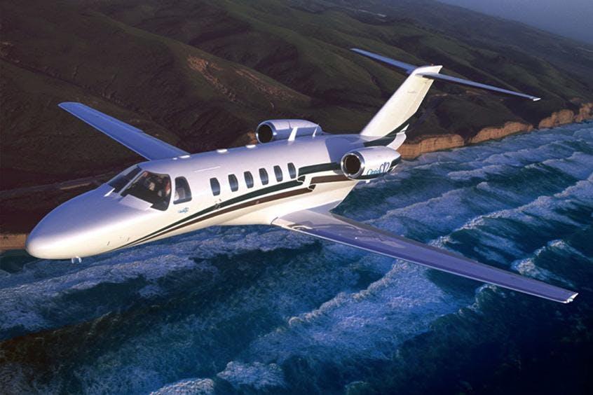 Cessna-C525-Citation-CJ2-PrivateFly-AA9972