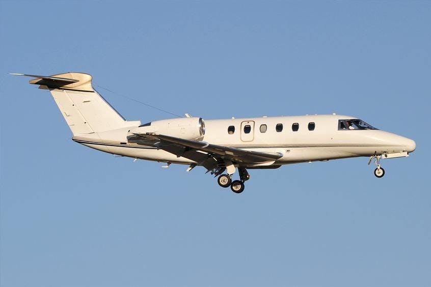 Citation-III-PrivateFly-AA9880