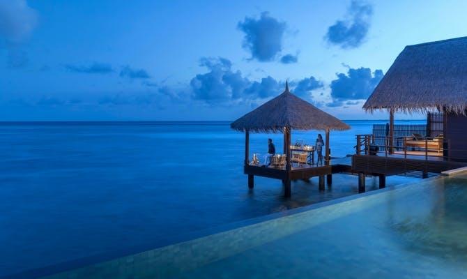 Maldives Villa Exclusive Package