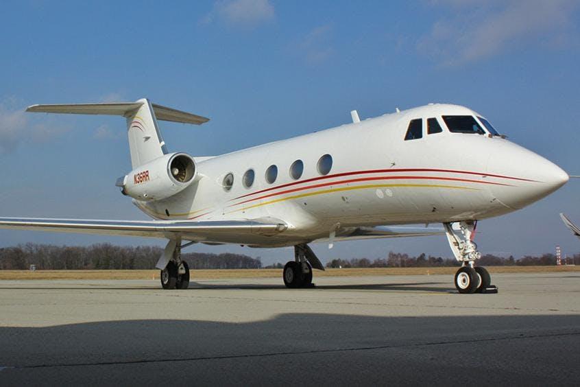 Gulfstream-G2-PrivateFly-AA9851