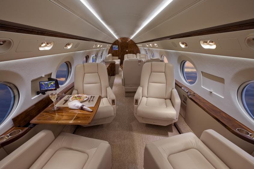 Gulfstream-GV-PrivateFly-AA9809