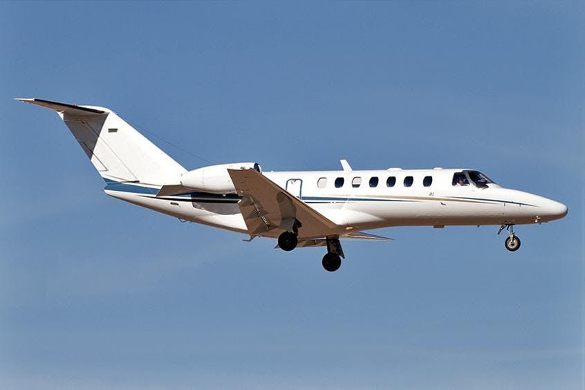 Cessna-C525-Citation-CJ3-PrivateFly-AA9977
