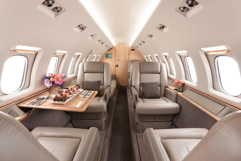 Hawker-1000-PrivateFly-AA9766