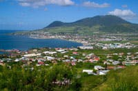 private jet to St Kitts and Nevis