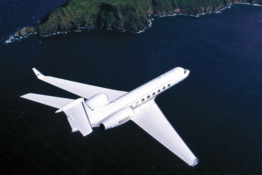 Gulfstream-GV-PrivateFly-AA9810