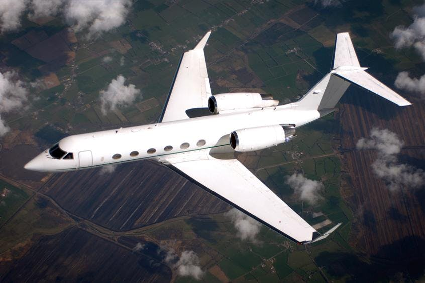Gulfstream-GIV-PrivateFly-AA9770