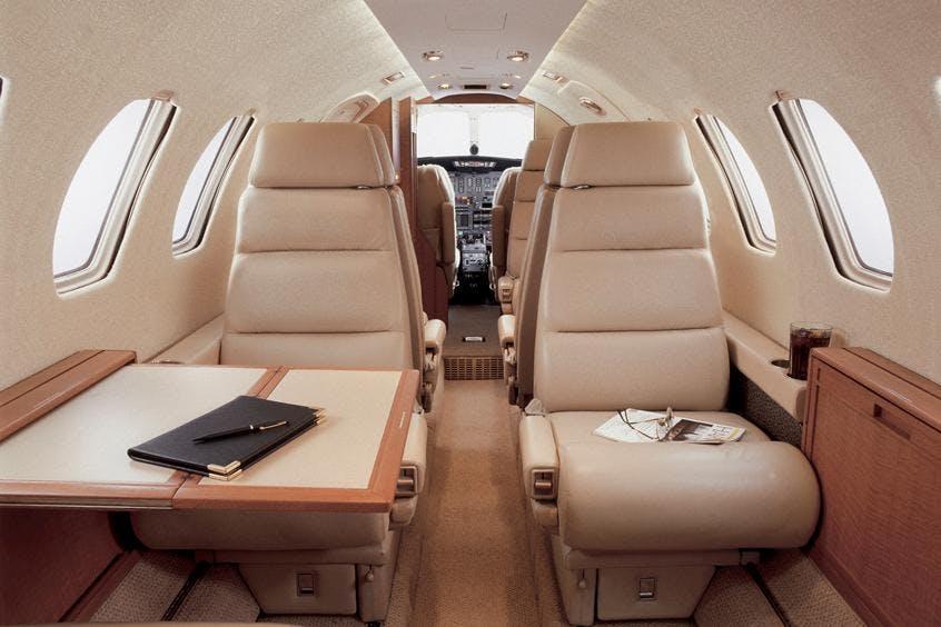Cessna-C550-Citation-II-IISP-S-PrivateFly-AB1078