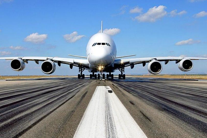 A380-PrivateFly-AA8207