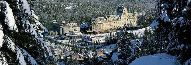 High-octane ski in Canada