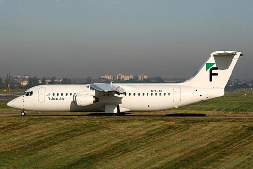 BA146-300-Avro-RJ100-PrivateFly-AA1473