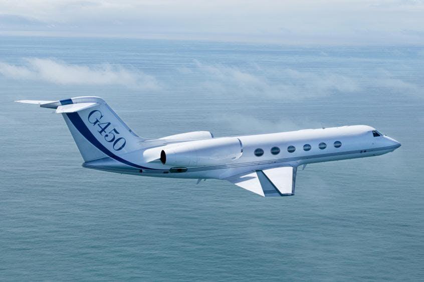Gulfstream-G450-PrivateFly-AA9821