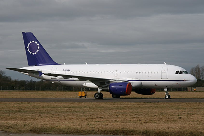 A319-PrivateFly-AA1642