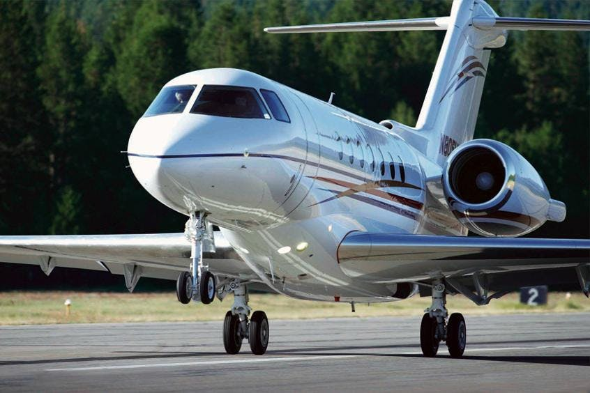 Hawker-4000-PrivateFly-AA9763