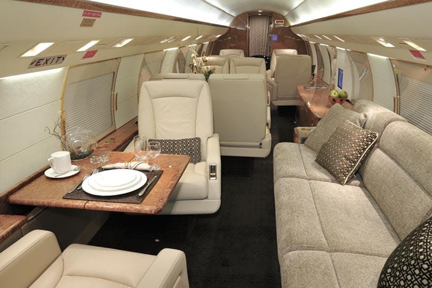 Gulfstream-G2-PrivateFly-AA9850