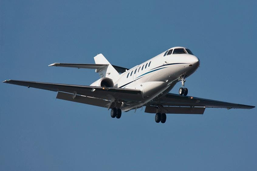 Hawker-1000-PrivateFly-AA9769