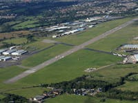 private flights to Coventry Airport