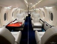 Dornier 328 cabin