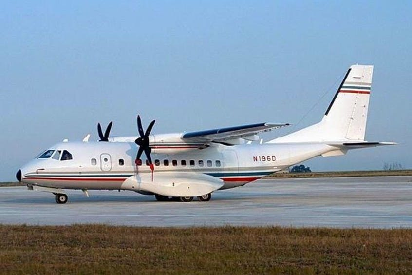 CASA-CN-235-PrivateFly-AA1479
