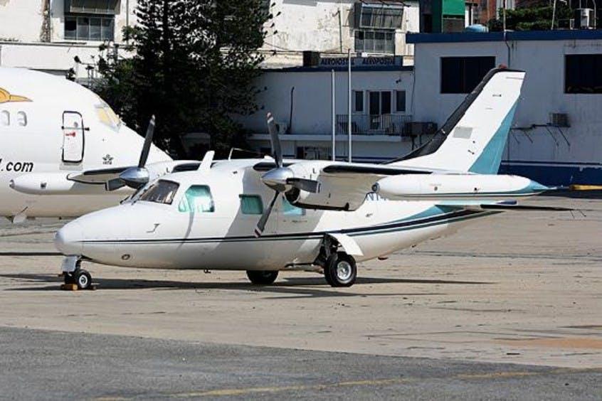 Mitsubishi-MU-2-PrivateFly-AA1097