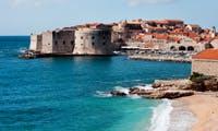 Private jet flight to Dubrovnik
