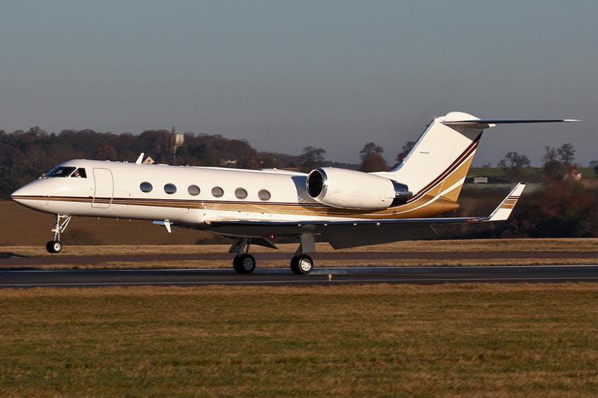Gulfstream-GIV-PrivateFly-AA9816