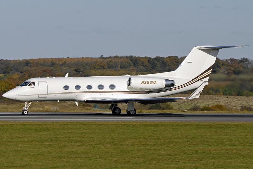 Gulfstream-G3-PrivateFly-AA9856