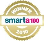 Smarta 100 award