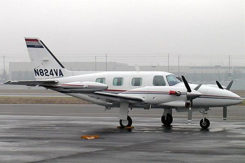 Piper-PA31T-Cheyenne-I-II-PrivateFly-AA1007